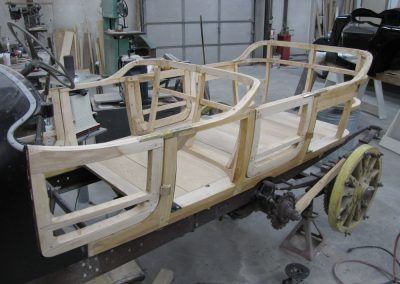 Wood Coach 2 Progress